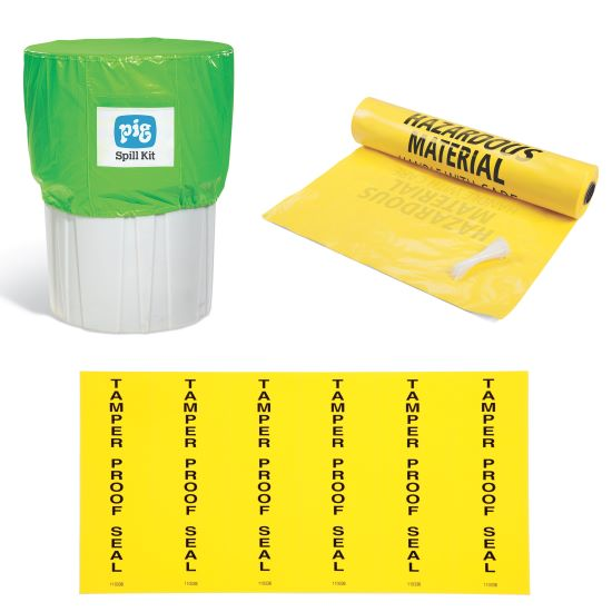 Spill Kit Accessories