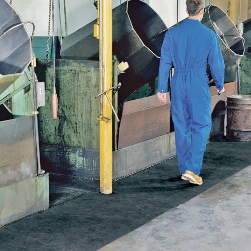 Absorbent Traffic and Grippy Mat