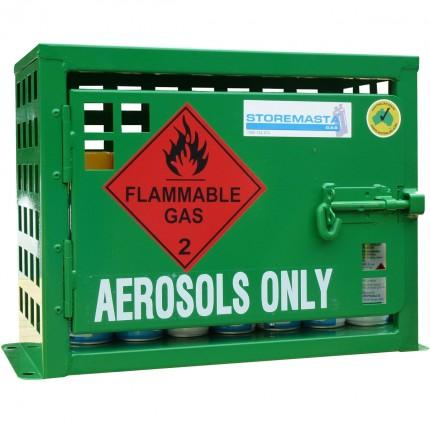 aerosol storage cabinet - 12 can