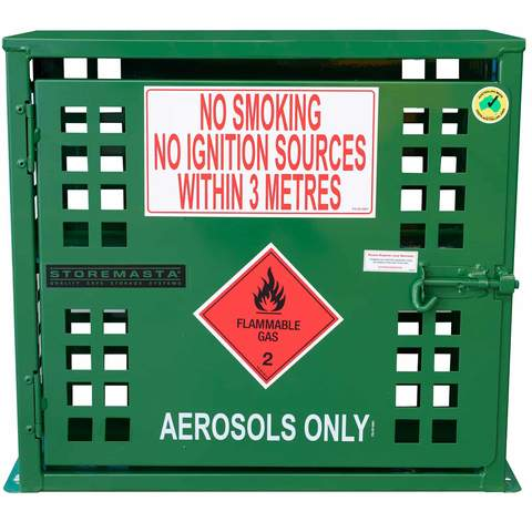 aerosol storage cabinet - 60 can
