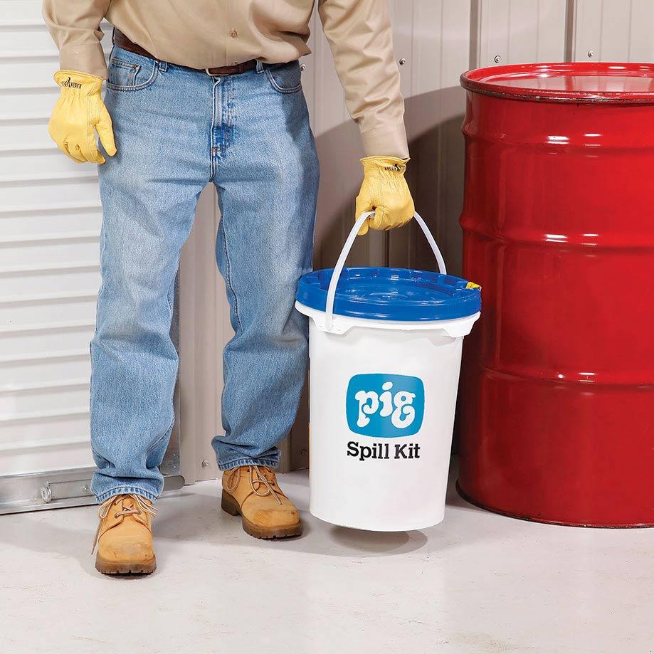 New Pig Hazchem Small Spill Kit