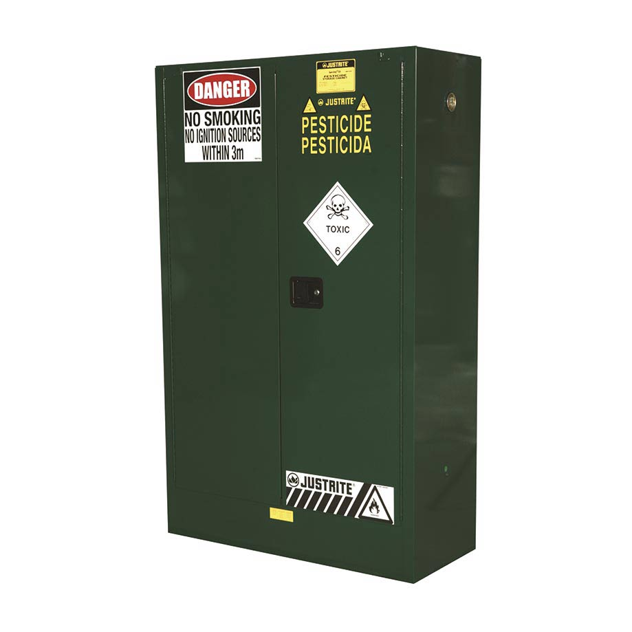 Large Pesticide Storage Cabinet