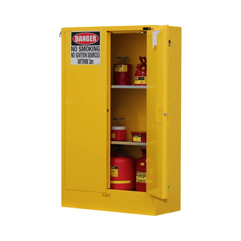 Large Flammable Storage Cabinets Australia