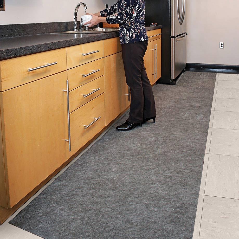 Adhesive Grippy Floor Mat