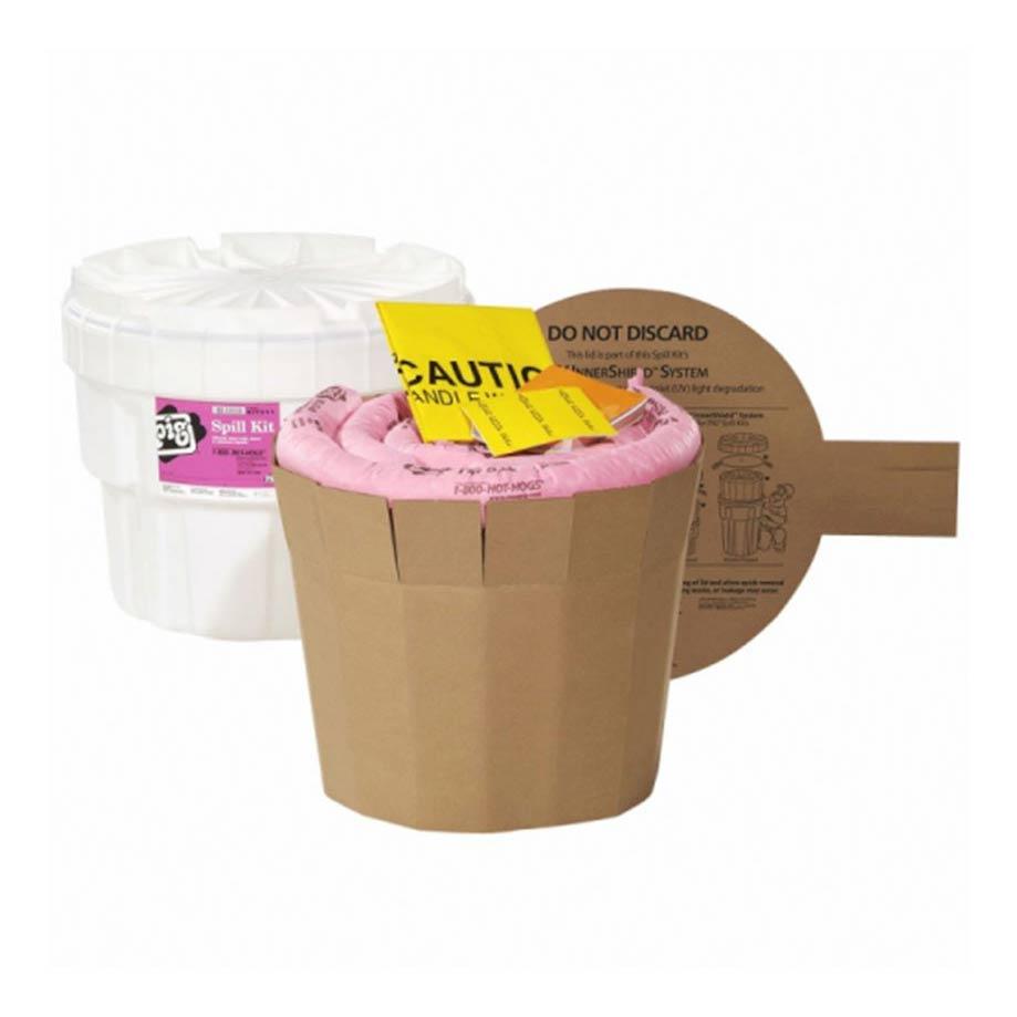 Small Hazardous Chemical Spill Kit