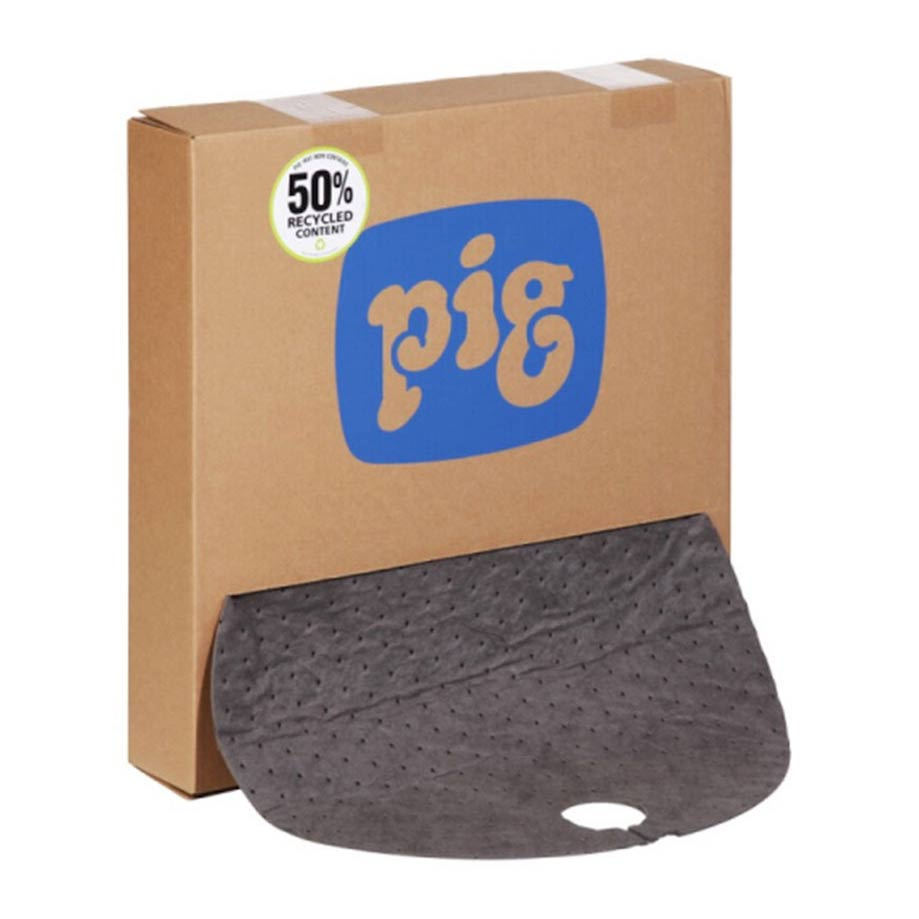 New Pig Barrel Top Absorbent Mats