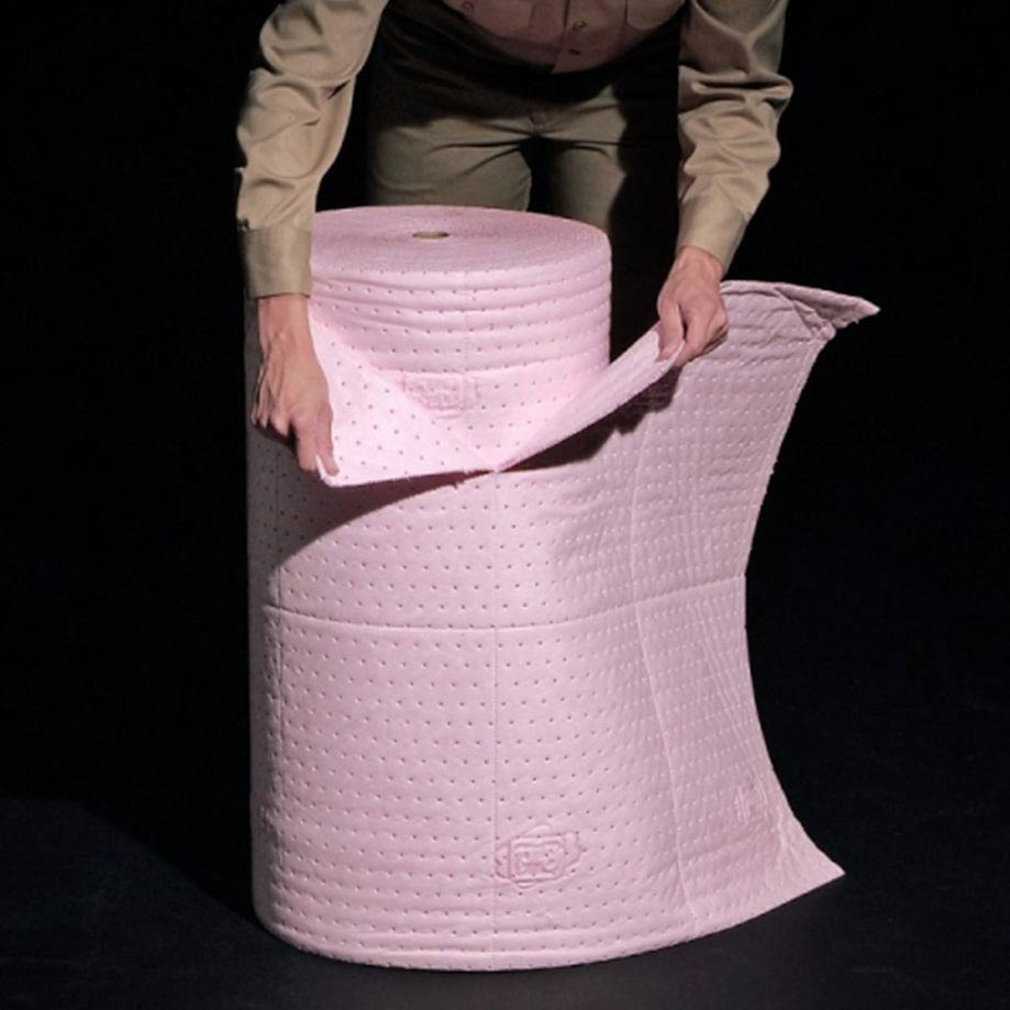 Hazardous Chemical Absorbent Roll
