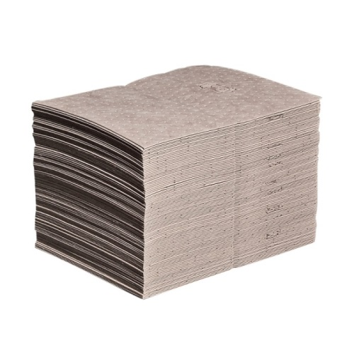 Oil Absorbent Mats Amp Rolls Brown Iqsafety