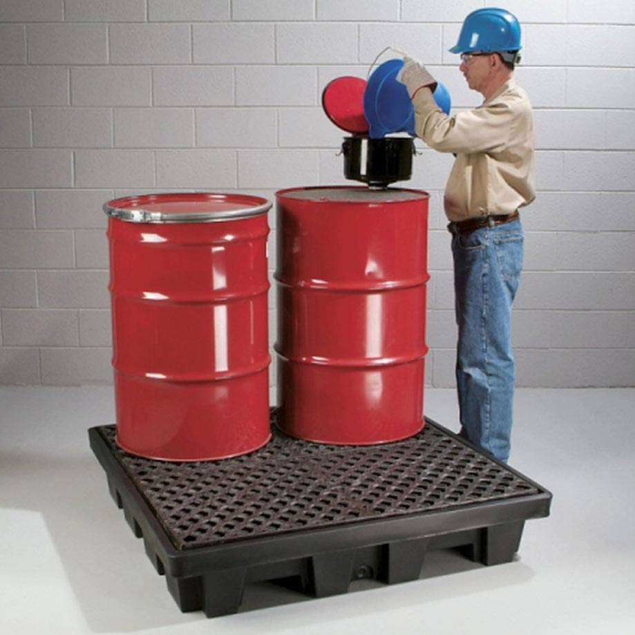 Spill Containment Pallets Iqsafety