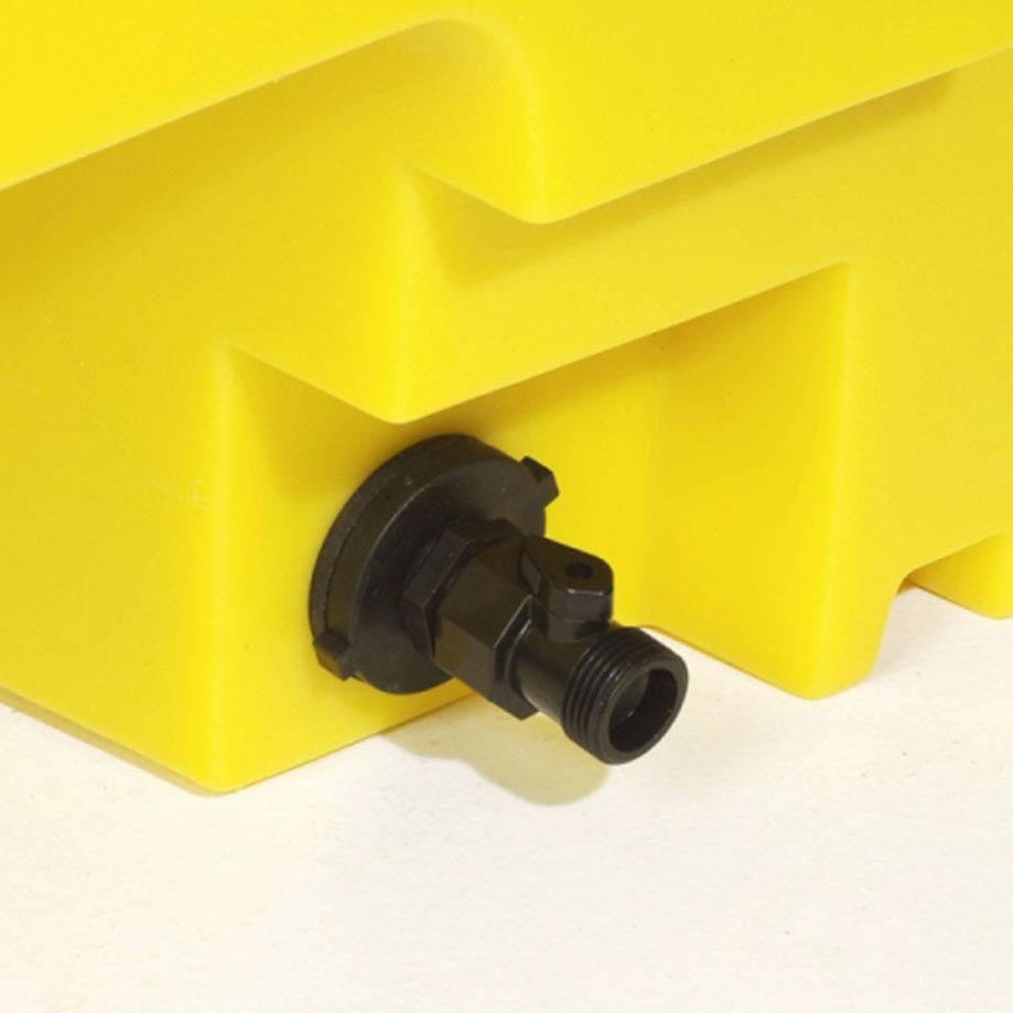 Spill Containment Pallets Yellow