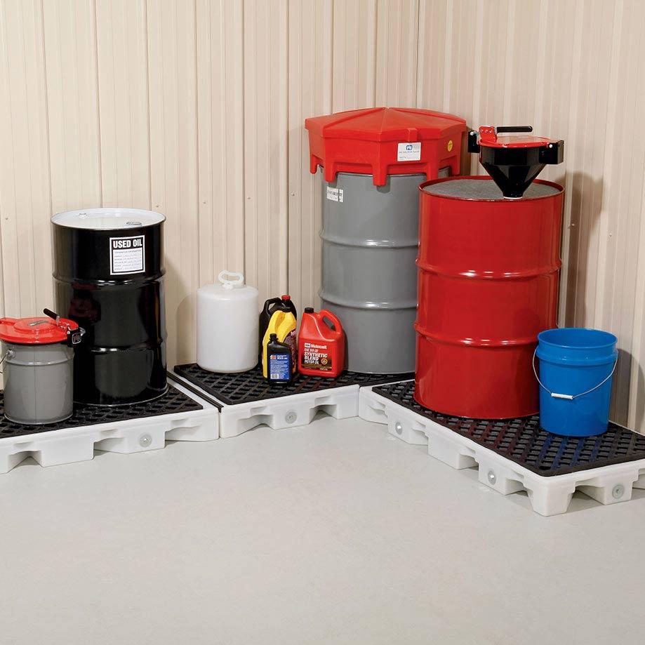 Spill Containment Decks Australia