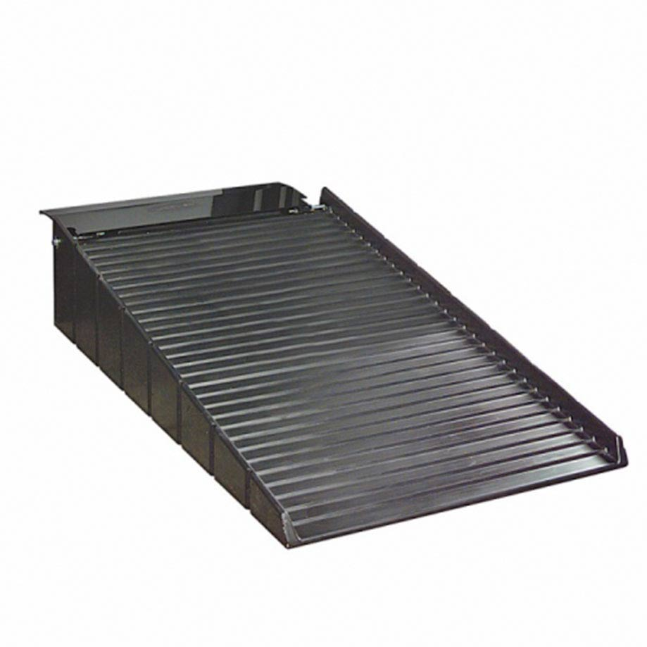 four drum spill containment pallet ramp