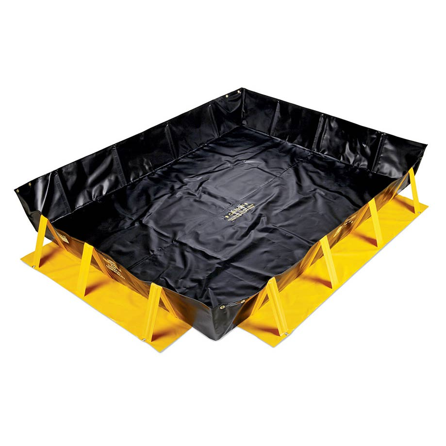 collapsible spill containment