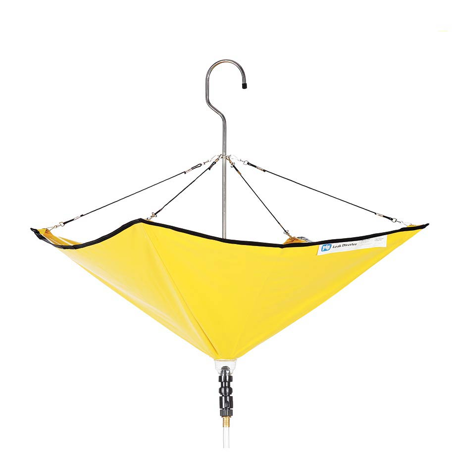 Roof Lead Diverter Umbrella - All Inclusive Kit