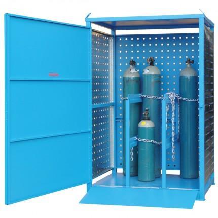 gas cylinder storage cabinet - extra large